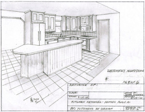 Kitchens by Design Drafting