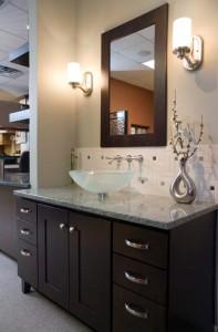 Contemporary, bathroom design, vanity