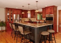 Craftsman kitchen design