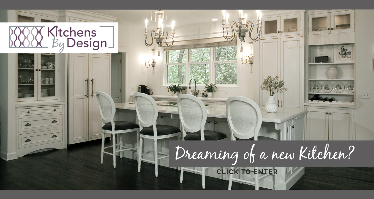 Kitchen remodel and design, Minneapolis, MN with Kitchens by Design logo, Dreaming of a new Kitchen?