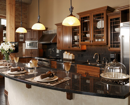 Bazey Kitchen traditional