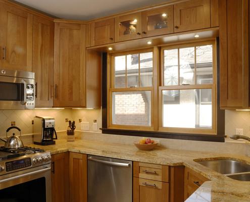 Parish contemporary kitchen
