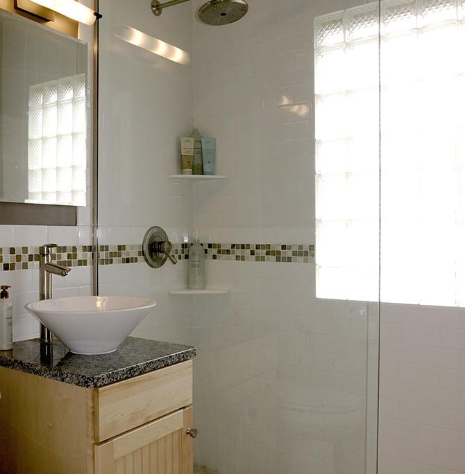 Vance bath contemporary