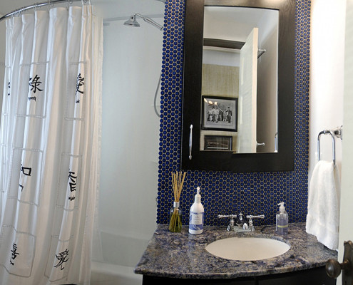Yanish Bath transitional