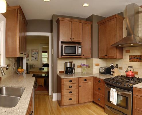 Vance kitchen