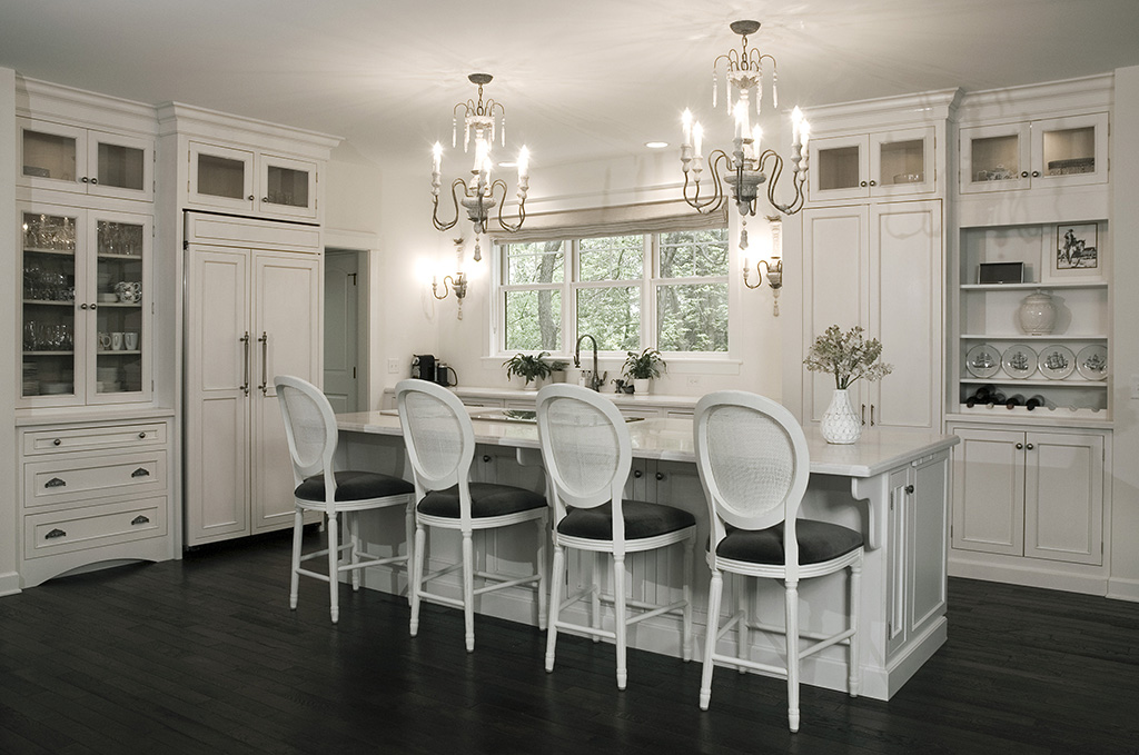 Lovely Transitional Kitchen Design, Kitchen Remodel, White Kitchen