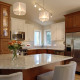 kitchen remodel, transitional design