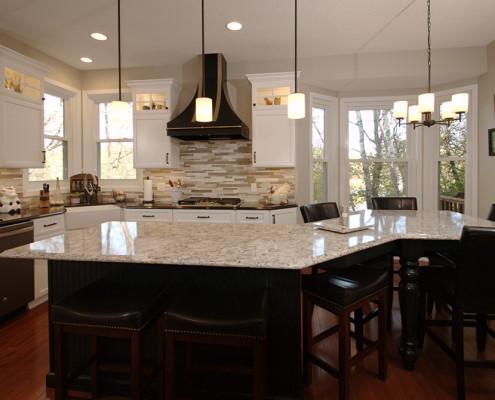 kitchen remodel New brighton mn