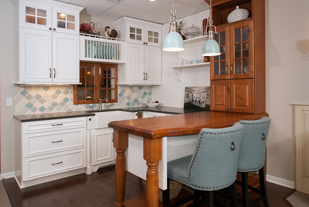 Kitchens by Design showroom Minneapolis