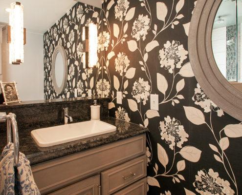 Bath design by Kitchens by Design