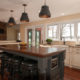 Traditional Kitchen Island design by Kitchens by Design
