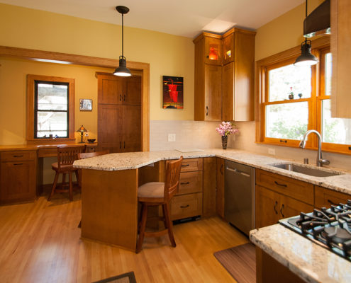 Craftsmen Kitchen